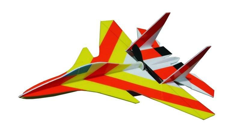 7c0c09f1ad857576953d02bc66c03818 - Строим модель самолёта Су-37