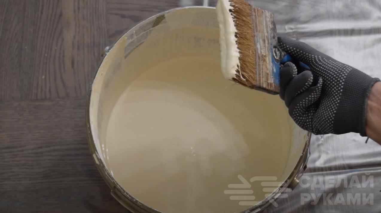 Классная идея для декора: штукатурка «Бамбук» своими руками