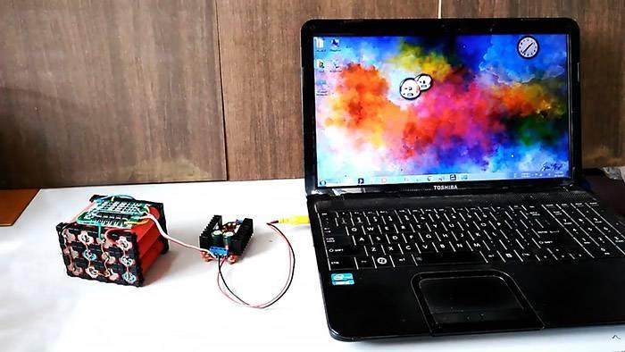 6de199904becff9432bc579322a45aca - Простой павер банк для ноутбука