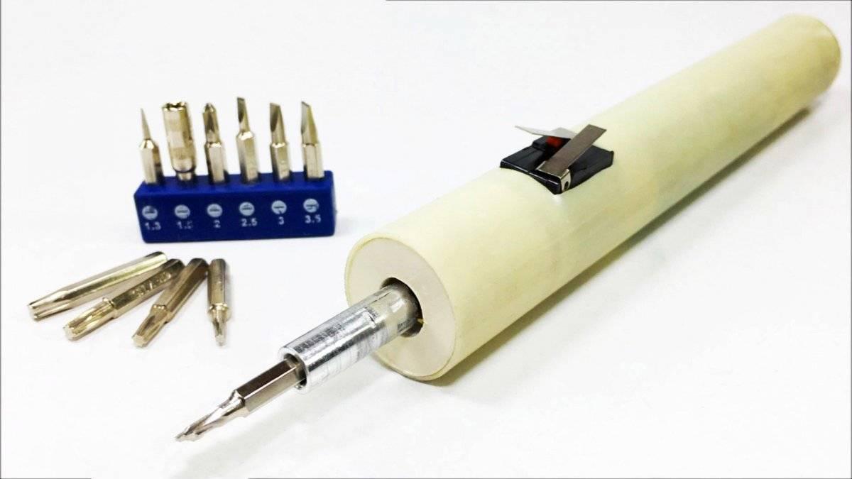 38cec0dedafd0feacb451a0fa8e3e13b - Как сделать удобную недорогую аккумуляторную электроотвертку