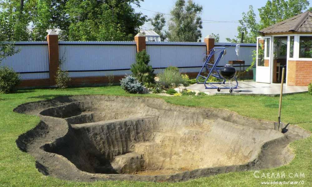 Как сделать пруд на дачно-садовом участке своими руками?