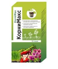 КорниМакс для стимуляции роста корней растений.