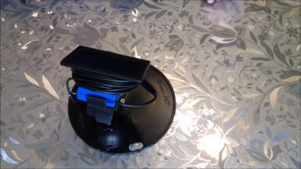 Подводная камера для рыбалки своими руками.