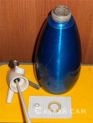 Сифон - водяной затвор Ч2