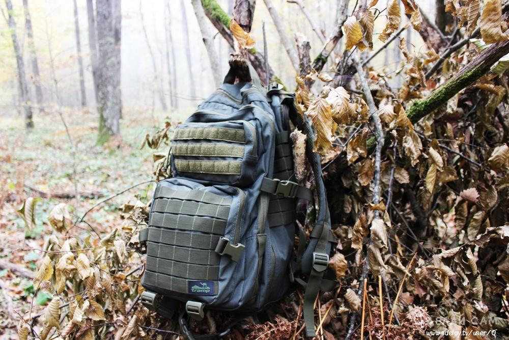 Рюкзак для туризма.Тактический рюкзак Tramp TRP-041 ОБЗОР.